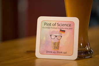 Pint of Science 2017 in Munich